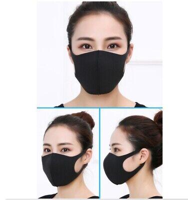 Reusable Non-Medical face mask Unisex x 3 QTY 9