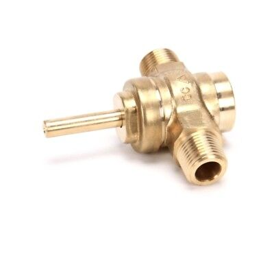"""REPLACEMENT NATURAL CONTROL GAS VALVE CHINESE WOK RANGE 1//2/"""" listed no handle"""