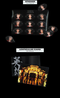 NCT 127 NEO ZONE 2nd Album T Ver CD+Photo Book+3Card+7Sticker+Poster+GIFT SEALED 11