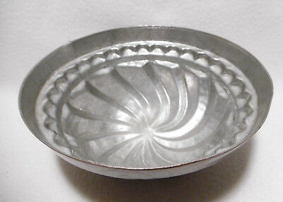 ++  schöne Kupfer Backform Kupferform / Kupfermodel Ø 14,5 cm  ++Hhj
