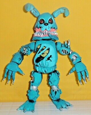 "mexican FIVE NIGHTS AT FREDDYS TWISTED FAZZBEAR 8/"" action Figure ANIMATRONIC"