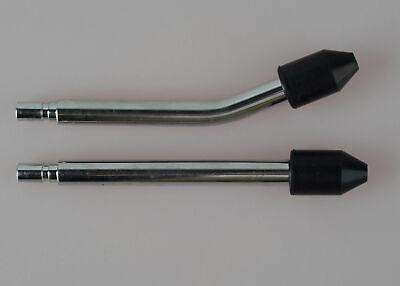 Compresimetro Gasolina 8 Pzas Medidor De Compresion Con Adaptadores 6