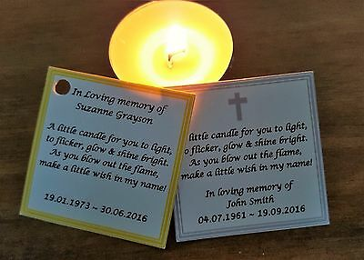 Funeral Candles, Remembrance Candles, Bereavement, Baby Loss, Stillborn 9
