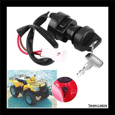 Electrical & Ignition Automotive Cl de contact Quads Yamaha ...