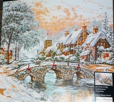 Anchor Maia Counted Cross Stitch Kit Cobblestone Christmas 5678000-01062 2