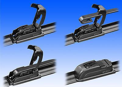 "Bosch 'Ar' Aerotwin Retrofit Flat Front Wiper Blades - All Sizes 13"" To 26"" 3"