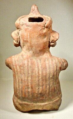 Pre-Columbian Nayarit Couple Ex Sothebys '78 5