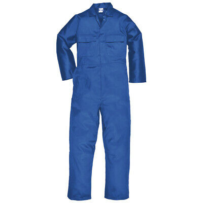 Personalised Embroidered Overalls Custom Printed Coveralls Workwear Boiler Suit 4