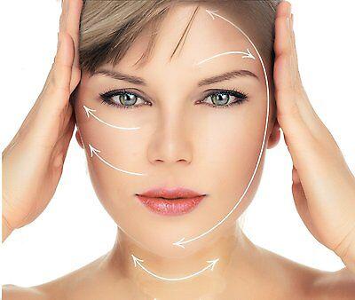 Instant Face, Neck and Eye Lift (Light Hair) Facelift Tapes & Bands Secret Lift 6