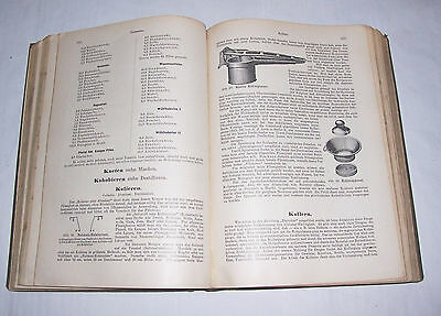 Neues pharmazeutisches Manual 1924 Eugen Dieterich & Kerkhof Medizin Herstellung