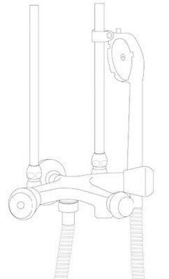 Ideal Standard Wannenarmatur Boiler Warmwasserspeicher Druckspeicher Speicher