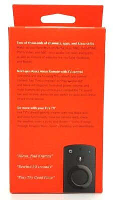 NEW Amazon Fire TV Stick 2nd Generation With Alexa Voice Remote (2019 Model) 8