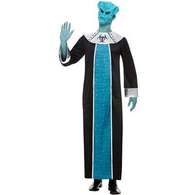 Gli adulti Pinhead Hellraiser Priest Halloween Film Costume con Maschera