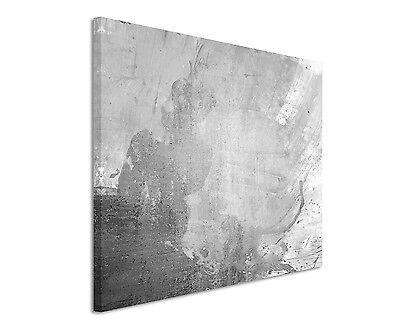 Leinwandbild abstrakt schwarz grau weiß Paul Sinus Abstrakt/_542/_120x80cm