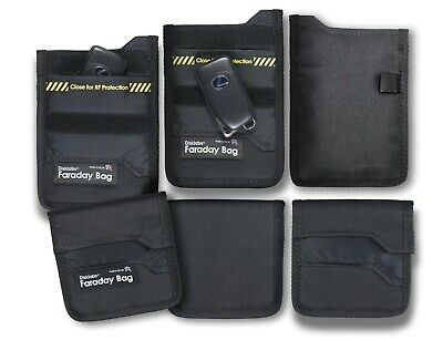 Disklabs Key Shield (KS1) Faraday Bag - RF Shielding for Car Keys 8
