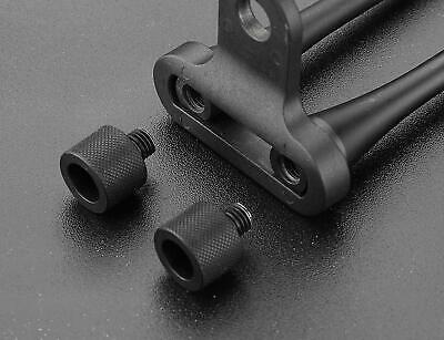 4x Snag Bar Ear XPR stumpy Rod Pod Bissanzeiger Rutenhalter Rutensicherung NGT