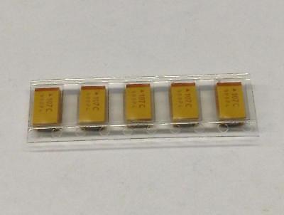 AVX 10x SMD Tantal Kondensator 15µF 35V