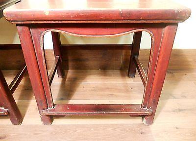 Antique Chinese High Back Chairs (5473) (Pair), Circa 1800-1849 5