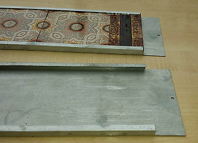Fireplace / Ceramic Tile Display Holder - Fits Original Tiles  / Reproduction 4