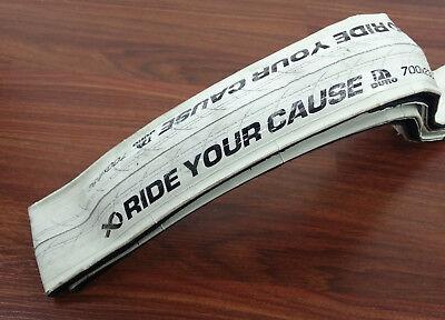 Folding Duro Stinger 700 x 23 Road Bike Tire White