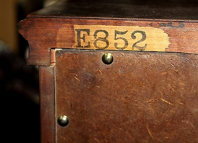 Charmant ... Antique Mahogany Federal Chest On Chest, Irwin Furniture Company,  Pendleton Line 8