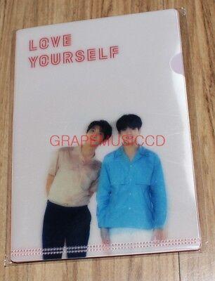 Bts Bangtan Boys World Tour Love Yourself Official Goods Lenticular L-Holder Set 2