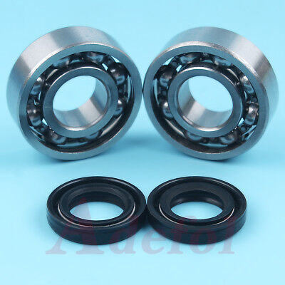 Crank Ball Bearing Oil Seal fit STIHL 025 MS250 023 MS230 Chainsaw 9638 003 1581