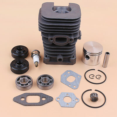 Cylinder Piston Kit For Poulan 2375 1950LE 1975 for Jonsered CS2137 CS2138 2035