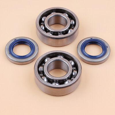 SKF crankshaft bearings oil seals Husqvarna 40 45 51 55 254 257 262 357xp 359