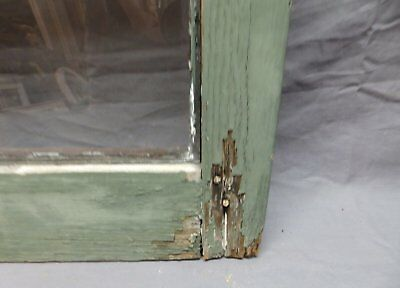 Antique 6 Lite Window Sash 35x20 Casement Sunroom Architectural Old Vtg 625-18P 11