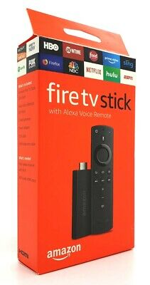 NEW Amazon Fire TV Stick 2nd Generation With Alexa Voice Remote (2019 Model) 7