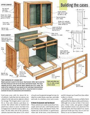 Carpenter WoodworkWorkbench 5 Dvd Blueprints Cabinet Shelve Encyclopedia Of Wood 5