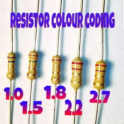 100 Airbag Resistors Trade pack bypass light all makes 5