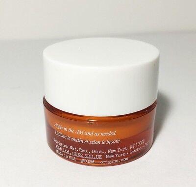 Origins ginzing refreshing eye cream to brighten & depuff Travel Size 5ml/0.17oz 2