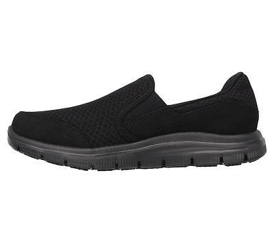 Skechers for Work Women's Gozard Slip Resistant Walking Shoe 76580 2