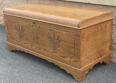 Hope blanket cedar chest kit do it yourself woodworking solid 1 of 12free shipping hope blanket cedar chest kit do it yourself woodworking solid wood trunk solutioingenieria Images