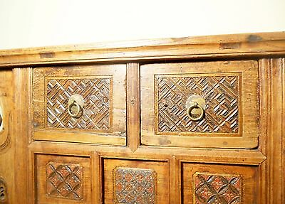 "Antique Chinese ""Butterfly"" Coffer (5719), Circa 1800-1849 12"