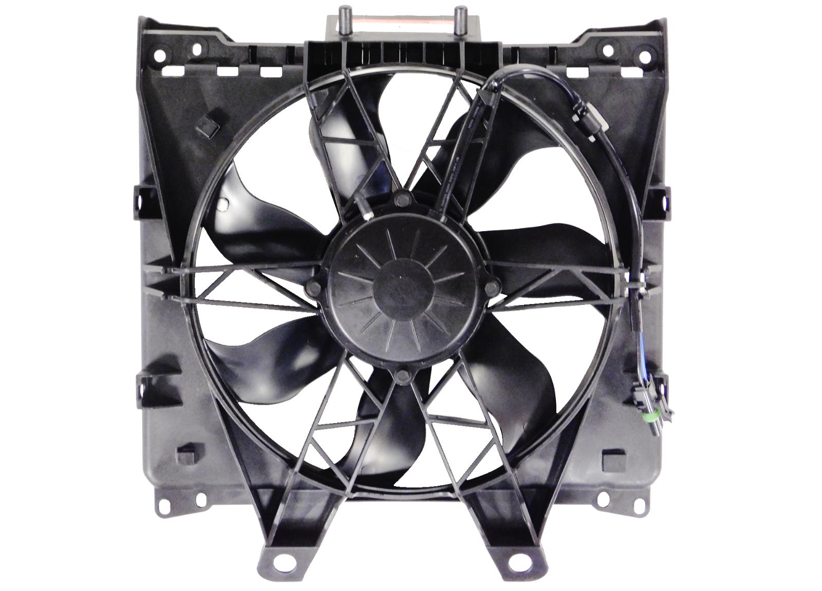 2013-2019 CAN-AM OUTLANDER 570 XMR SPAL HP COOLING FAN OEM# 709200567 709200498
