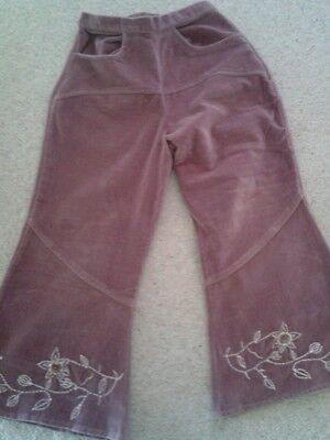 INFANCY  Velvet Trousers & JACKET/SHIRT SET  7 YEARS  . Stunning !!! 3