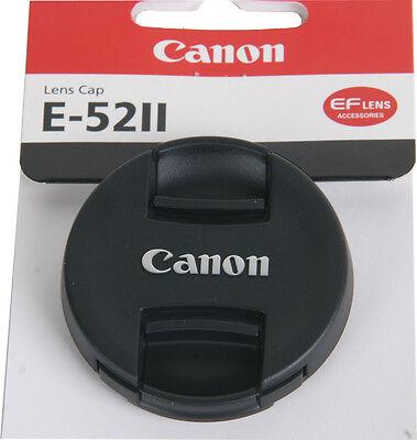 Canon E-52II 58mm Lens Cap, London
