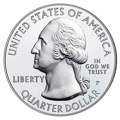 STATE QUARTER UNCIRCULATED FROM U.S.MINT ROLL*STATE QUARTER 2001-D NEW YORK NY