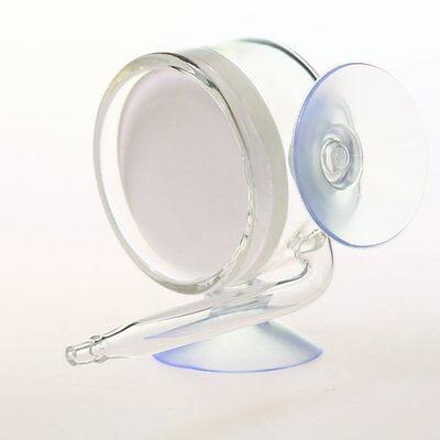 60gal CO2 Diffuseur en verre 5cm Diamètre - Aquarium Solenoid réglable Plantée 5