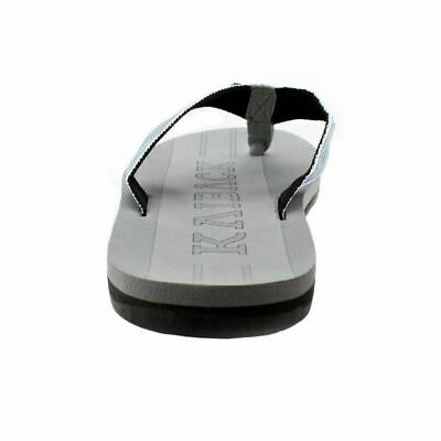 Kaiback Beachcomber Sandal - Men's Comfortable Flip Flops 8