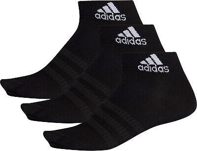 Adidas Socken Sneaker Quarter Sport 3/6/9/12/18 Paar Größe S M L XL XXL *NEU* 5