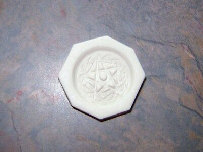Greenman Green Man Polymer Clay Push Mold DIY Jewelry Pagan Wicca Must See # 2