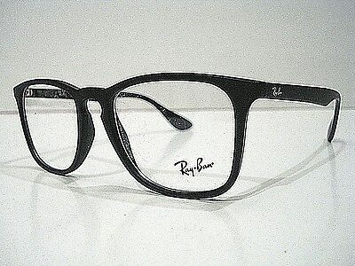 8d22cd2299 ... Ray Ban RB7074 RB 7074 5364 Black Rubber Eyeglasses Rx-Able Frame 52MM 2
