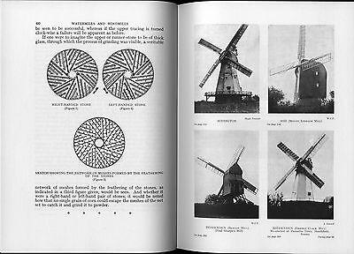 Watermills and Windmills Mühlengeschichte Mühlen Müller Windmühlen W. C. Finch 4