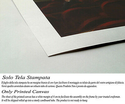 🎥 Quadro Edward Hopper New York Movie Stampa su Tela Canvas Vernice Pennellate 2