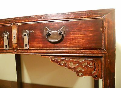 Antique Chinese Ming Desk/Console Table (5579), Circa 1800-1849 5