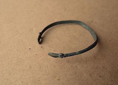 Fine Viking Bronze Woman Bracelet 9-10 AD Kievan Rus 2
